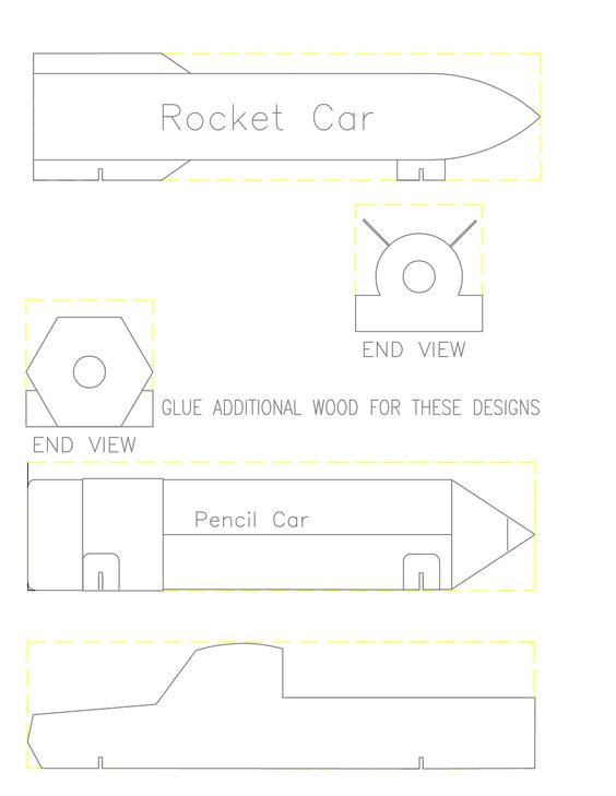 pinewood derby car templates wood working Pinterest Pinewood - pinewood derby template
