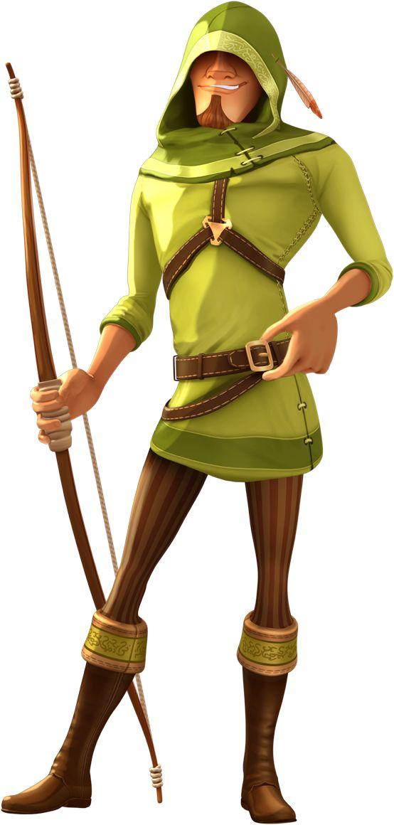 Play Robin Hood video slot at VeraJohn Casino