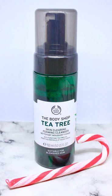 Marfmallow Diy Skin Cream Body Shop Tea Tree The Body Shop