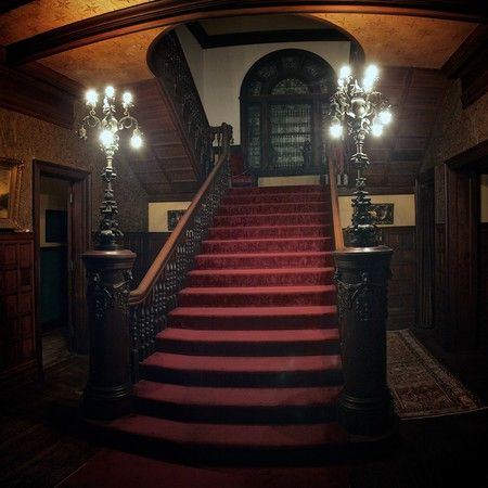 Rockcliffe Mansion A Haunted House Legend In Hannibal Worthy Of