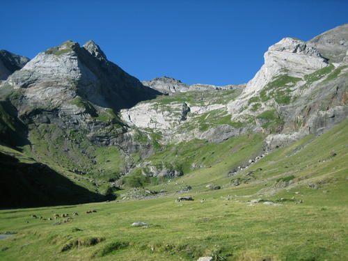 Pyrénées - Mont Perdu, France & Spain