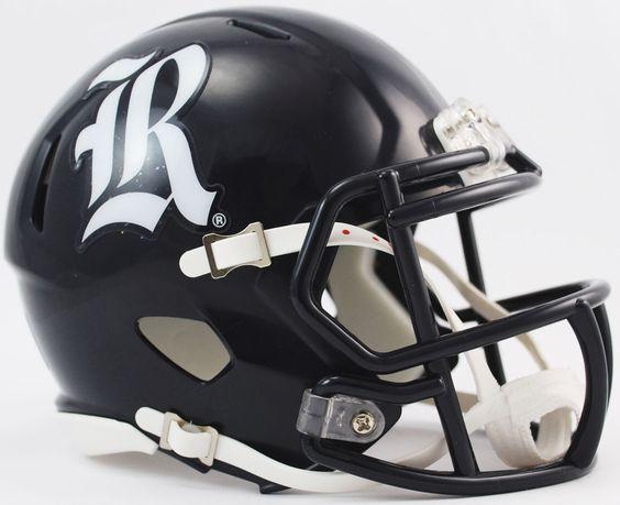 Rice Owls NCAA Mini Speed Football Helmet