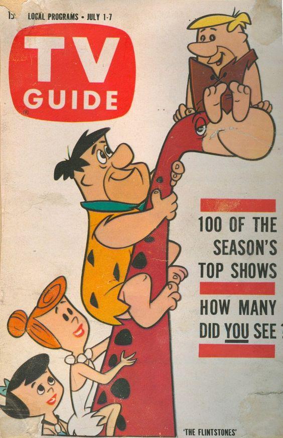 Flintstones TV Guide