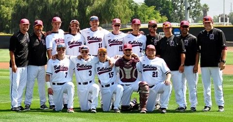 Great Work Bulldog Athletics Congrats To The U Of R Bulldogs Baseball Team Head Coach Aaron Holley And Sta Senior Day University Of Redlands Student Athlete