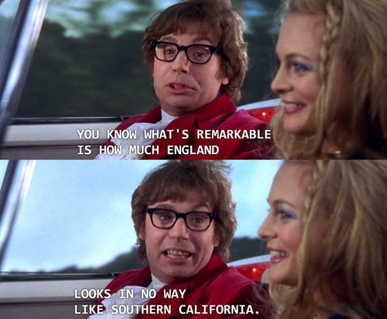 Austin Powers subtly breaking the fourth wall   http://ift.tt/2cEysjH via /r/funny http://ift.tt/2c5hp4Y  funny pictures