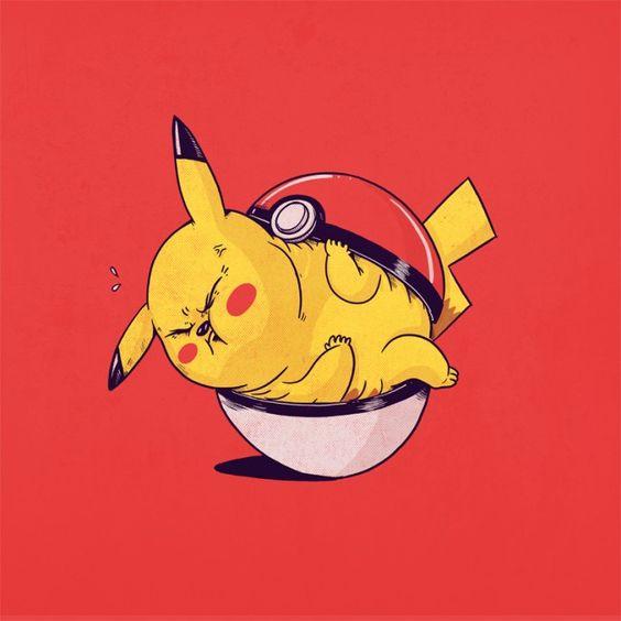 Alex Solis - The Famous Chunkies Pikachu