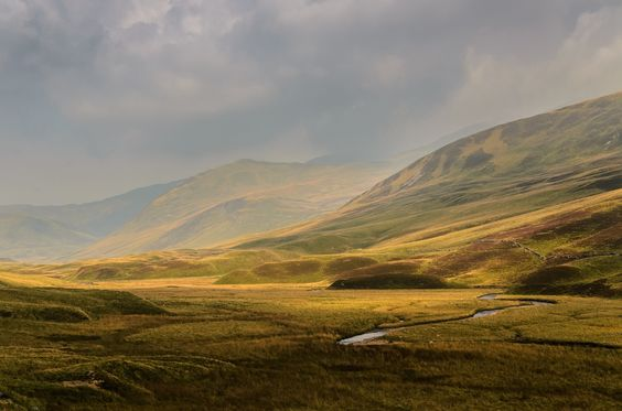 Green Cairngorms by Pietro Bevilacqua on 500px  One of the most beautiful landscapes seen in Scotland