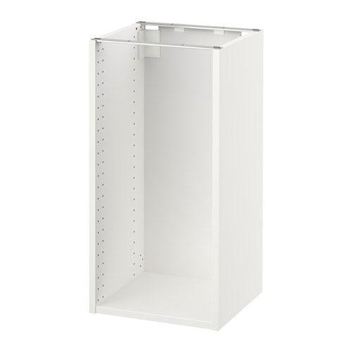 Ikea Sektion White Base Cabinet Frame