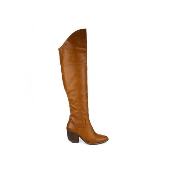 Victoria-01 Camel Thigh High Cowboy Riding Boots ($50) ❤ liked on Polyvore featuring shoes, boots, high heel cowboy boots, western boots, riding boots, high heel cowgirl boots and thigh high riding boots