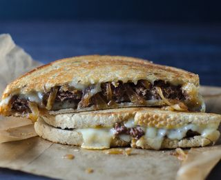 MyFridgeFood - Easy Patty Melt