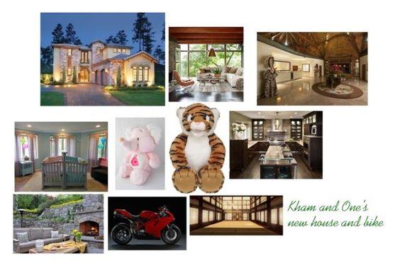 """New home 3"" by scarletslytherin123 on Polyvore featuring interior, interiors, interior design, home, home decor, interior decorating, Williams-Sonoma and Bora Bora"
