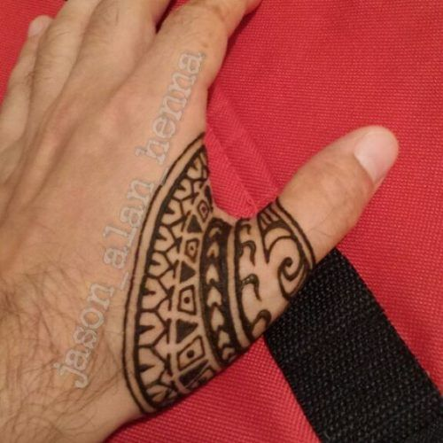 24 Tatuajes de henna hombre