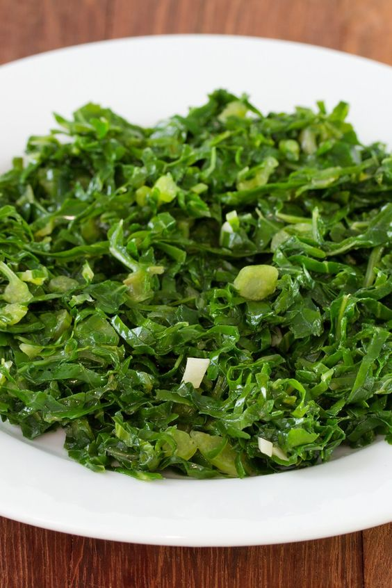 Garlic kale, Garlic kale recipes and Kale on Pinterest