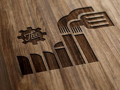 Dribbble - The Mill – Wood by Mike Bruner