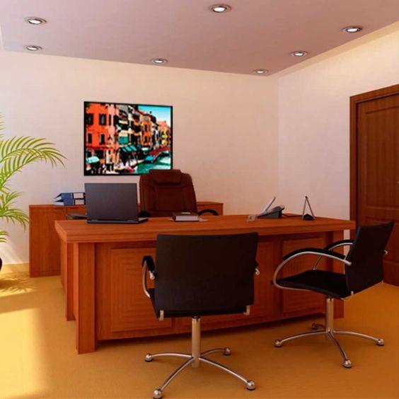 مكاتب ديكورات مكاتب شركات الاتصالات مكتب استقبال مكتب مدير شركة مكاتب مودرن Home Furniture Home Decor