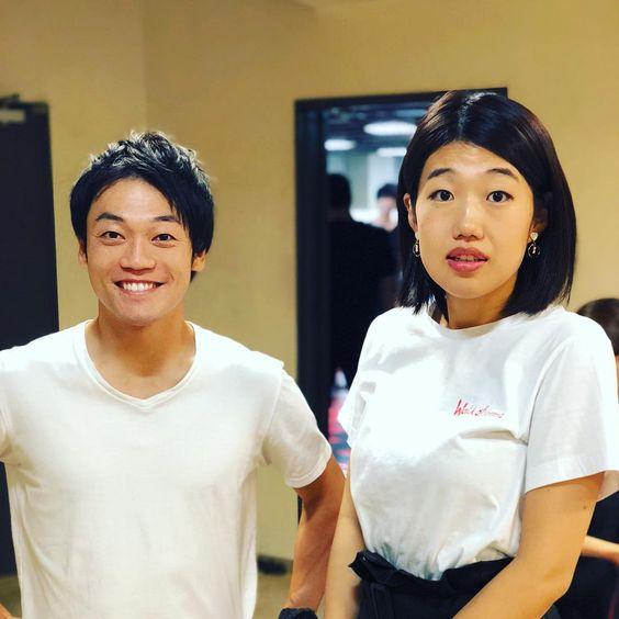 横澤夏子さんとおばたのお兄さん