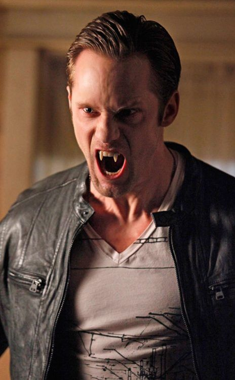Alexander Skarsgard: Eric Northman, True Blood