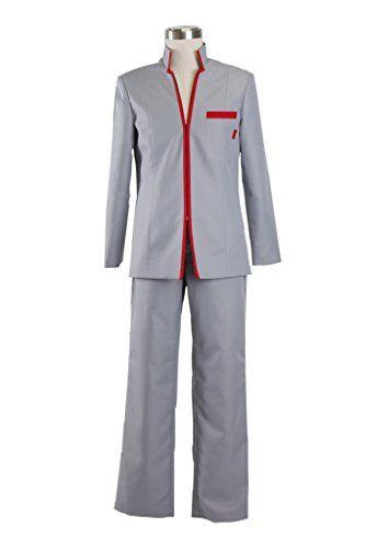 Mtxc Men's Bleach Cosplay Karakura High School Winter Uniform Size Medium Grey Mtxc http://www.amazon.com/dp/B00NXX6OLU/ref=cm_sw_r_pi_dp_kl0Qub1EHSVG2