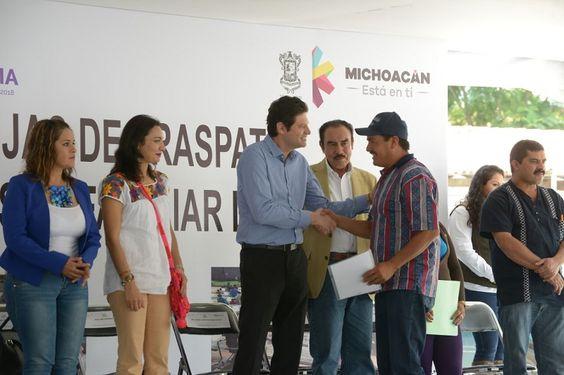 El alcalde de Morelia atestiguó la entrega de Cartas de Autorización de apoyo a…