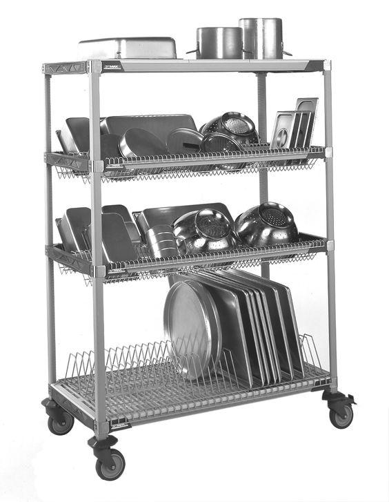 MetroMax I wire mobile drying rack unit pr48vx3.jpg