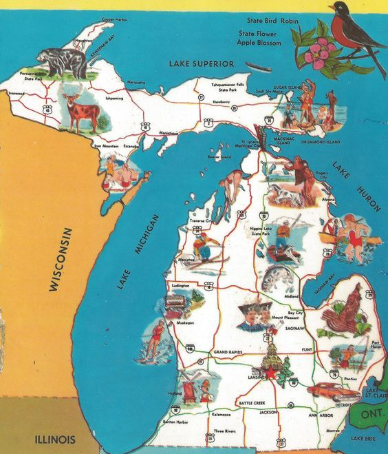 A MSU researcher has put together the ultimate Pure Michigan Road