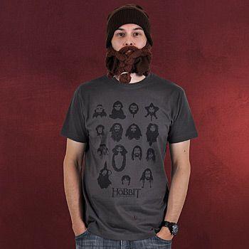 Der Hobbit - Zwerge T-Shirt