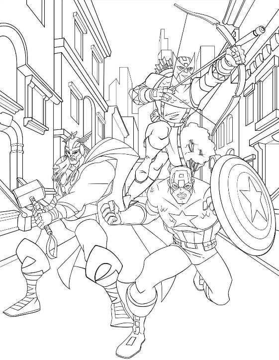 Superhelden Ausmalbilder Zum Ausdrucken Kostenlos Amorphi
