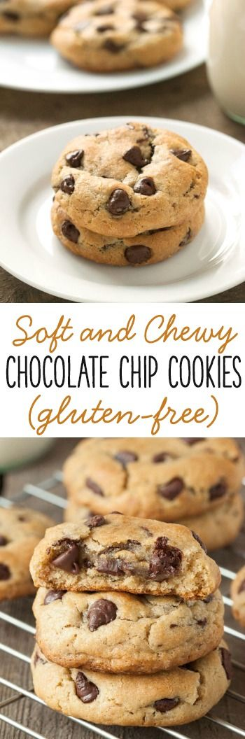 ... Chocolate Chip Cookies   Recipe   Pinterest   Gluten, Chocolate and