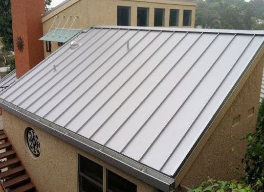 Pin By Top View Roofing On Roofing Experience Residential Metal Roofing Metal Roof Cost Metal Roof Houses