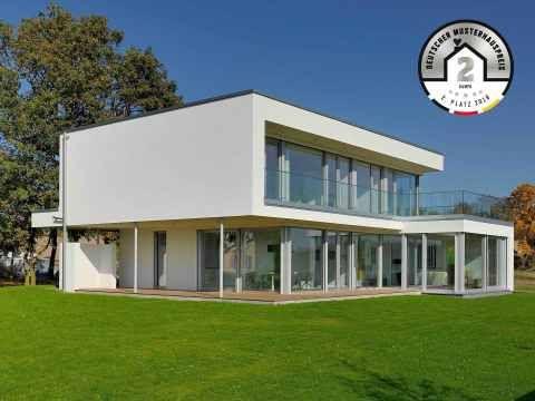 Cubus 183 Von Hanse Haus Weber Haus Luxus Villa Haus