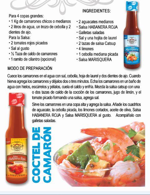 Pinterest the world s catalog of ideas - Coctel de marisco ingredientes ...
