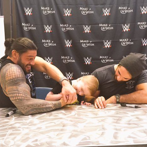 Sometimes when I see Seth around children I get the impression that he likes them (all children in general) and I don't even know why, but I have no idea if he really actually does or not so whatever xD