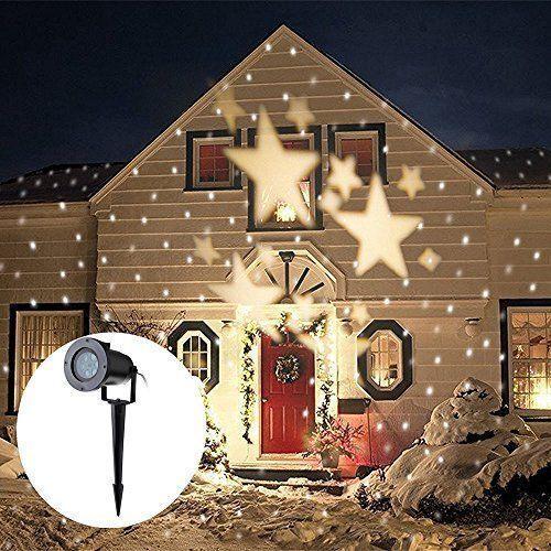 Projektorleuchtenwellehomi C Serie Wasserdichter Led Sternenstern Fur Innen Aussen Mit Bildern Weihnachten Im Freien Weihnachtsbeleuchtung Weihnachtsbeleuchtung Aussen
