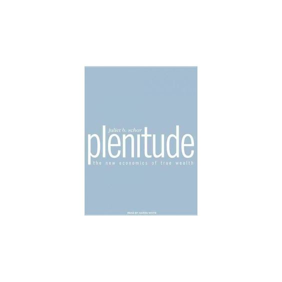 Plenitude (Unabridged) (Compact Disc)