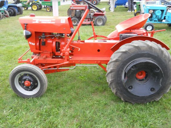 small 1966 economy tractor 12hp tractors pinterest. Black Bedroom Furniture Sets. Home Design Ideas