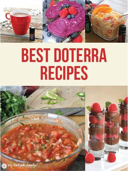 Check out our list of the best doTERRA recipes and you will be cooking with doTERRA in no time. We have salsa to cookies, candies, desserts and dinner recipes.