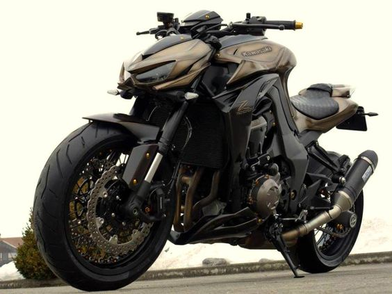 20 images brutale tuning moto