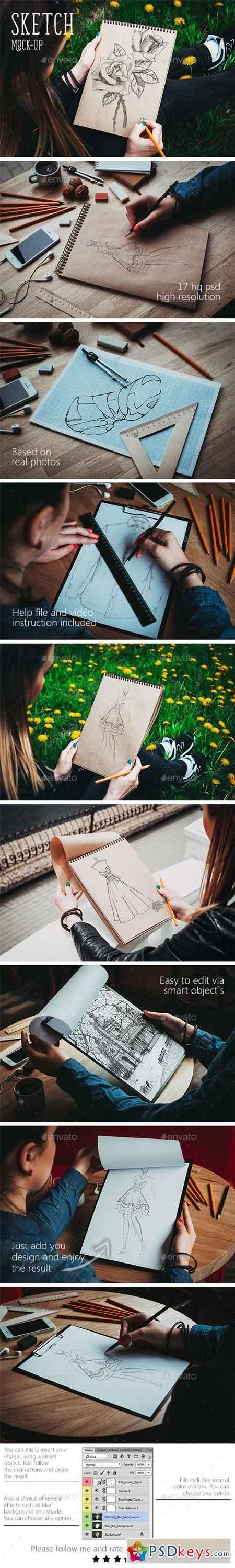Sketch Mock-up 17135271