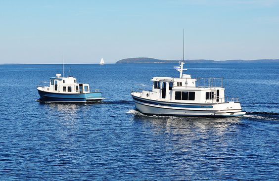Nordic Tugs in Traverse City
