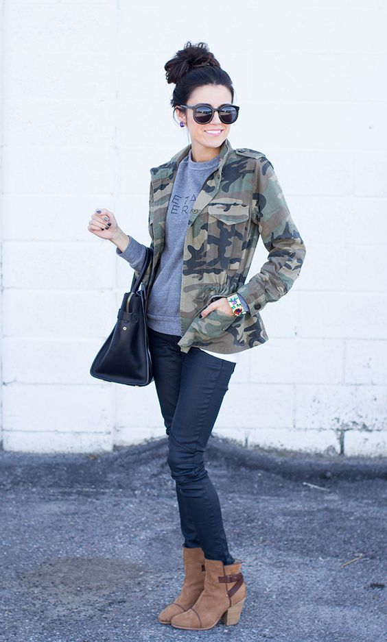 17 Best images about Camo Leggings Outfit | Love the Jackets and Love