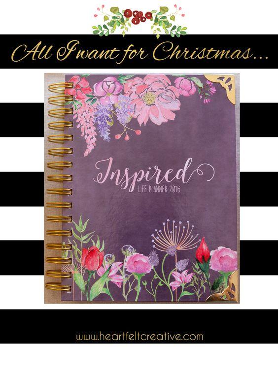 Christmas gift! Mormon planner LDS planner Inspired