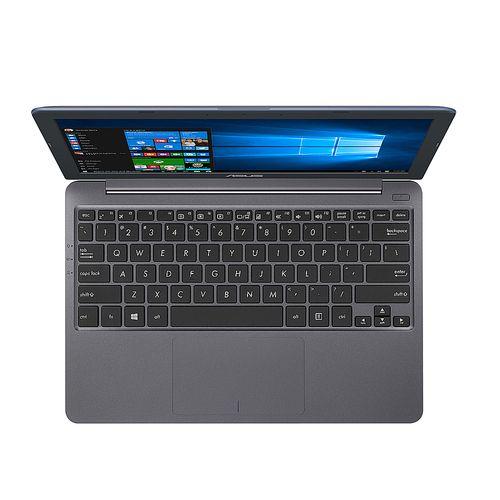 Asus Vivobook E12 11 6 Hd Laptop N3350 4gb 64gb Star Grey L203nads04 Best Buy Asus Laptop Windows 10 Operating System