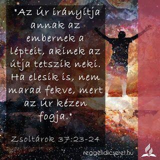 Az Úr irányítja...