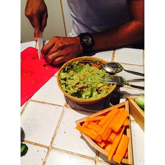 Guacamole par l'homme  by eat_thebest
