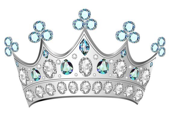 Diamond Crown PNG Clipart Picture: