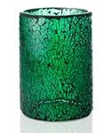 Green Crackle Glass Shade  $30.00