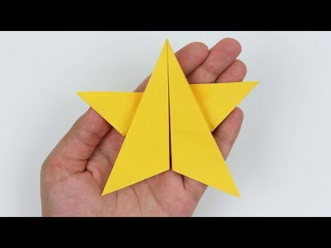 How To Make Simple Easy Origami Paper Star Diy Paper Craft