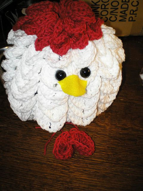 Free Knitting Pattern For Chicken Tea Cosy : Tea cosies, Teas and Chicken on Pinterest