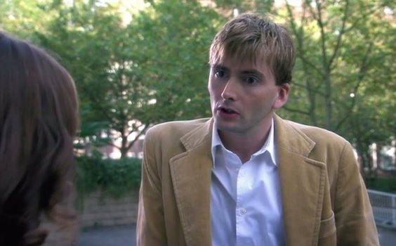 David Tennant Photo Of The Day - 26th July 2014:  As Charlie in 'Nine 1/2 Minutes' - December 2002