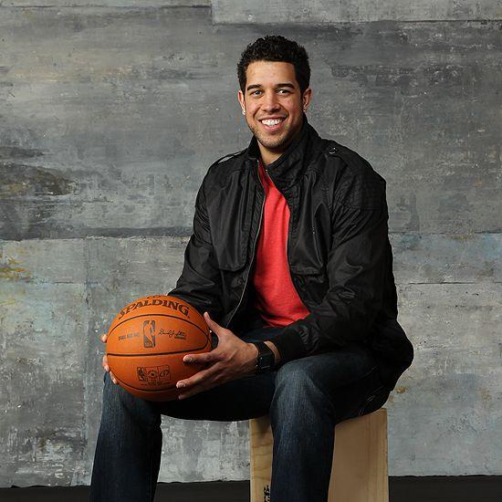 "My favorite NY Knick, Landry Fields... aka ""my basketball boyfriend"" <3 him! Hope to cheer him on at MSG someday soon!"